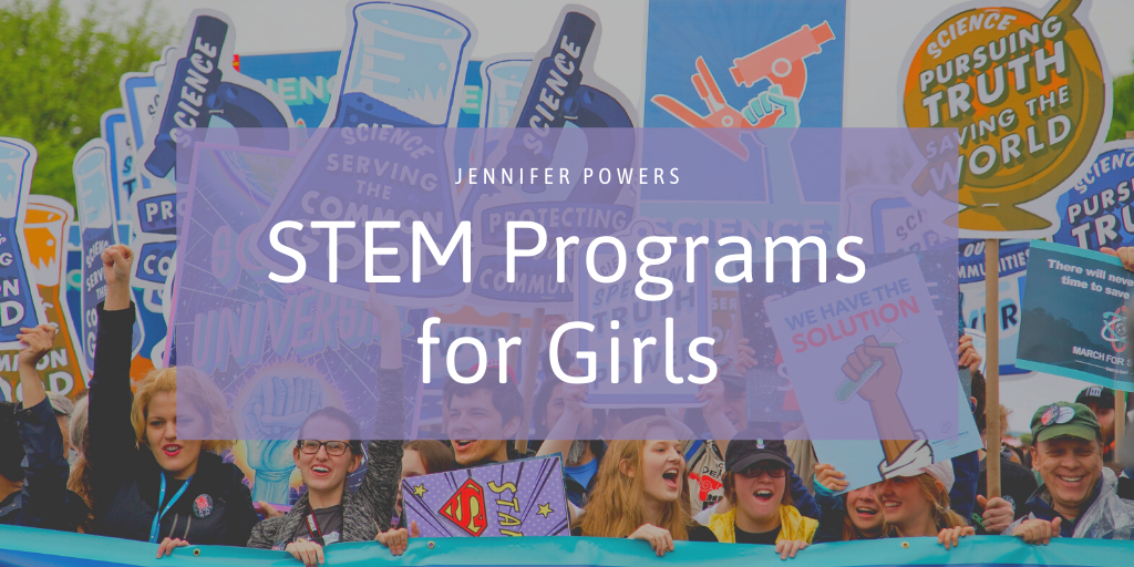 Jennifer Powers - New York City - STEM Programs for Girls